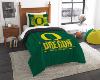 NCAA Oregon Ducks Twin Comforter Set