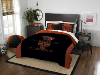 NCAA Oregon State Beavers QUEEN Comforter and 2 Shams