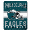 NFL Philadelphia Eagles 50x60 Fleece Throw Blanket