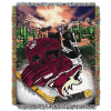 NHL Phoenix Coyotes Home Ice Advantage 48x60 Tapestry Throw