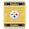 NFL Pittsburgh Steelers Baby Blanket