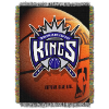 NBA Sacramento Kings Real Photo 48x60 Tapestry Throw