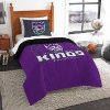 NBA Sacramento Kings Twin Comforter Set