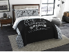 NBA San Antonio Spurs QUEEN Comforter and 2 Shams