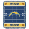 NFL Los Angeles Chargers Baby Blanket