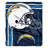 NFL Los Angeles Chargers 50x60 Raschel Throw