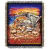NFL San Francisco 49ers Home Field Advantage 48x60 Tapestry Throw