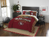 NFL San Francisco 49ers QUEEN Comforter and 2 Shams