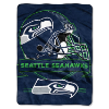 NFL Seattle Seahawks 60x80 Super Plush Throw Blanket