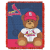 MLB St. Louis Cardinals Baby Blanket