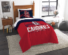 MLB St. Louis Cardinals Twin Comforter Set