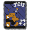 NCAA TCU Horned Frogs Baby Blanket