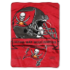 NFL Tampa Bay Buccaneers 60x80 Super Plush Throw Blanket