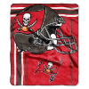 NFL Tampa Bay Buccaneers 50x60 Raschel Throw