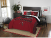NFL Tampa Bay Buccaneers QUEEN Comforter and 2 Shams