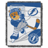 NHL Tampa Bay Lightning Baby Blanket