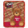 NCAA Temple Owls Baby Blanket