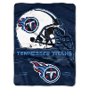 NFL Tennessee Titans 60x80 Super Plush Throw Blanket