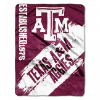 NCAA Texas A&M Aggies 50x60 Fleece Throw Blanket