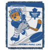 NHL Toronto Maple Leafs Baby Blanket