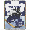 NHL Toronto Maple Leafs Home Ice Advantage 48x60 Tapestry Throw