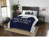 NHL Toronto Maple Leafs QUEEN Comforter and 2 Shams