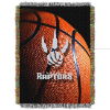 NBA Toronto Raptors Real Photo 48x60 Tapestry Throw