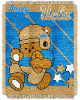 NCAA UCLA Bruins Baby Blanket