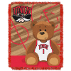 NCAA UNLV Rebels Baby Blanket