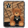 NCAA Vanderbilt Commodores Baby Blanket