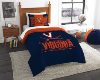 NCAA Virginia Cavaliers Twin Comforter Set