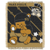 NCAA Wake Forest Demon Deacons Baby Blanket
