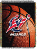 NBA Washington Wizards Real Photo 48x60 Tapestry Throw