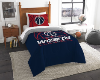 NBA Washington Wizards Twin Comforter Set