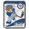 NHL Winnipeg Jets Baby Blanket