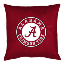 NCAA Alabama Crimson Tide Pillow - Locker Room Series