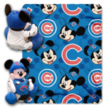 MLB Chicago Cubs Disney Mickey Mouse Hugger
