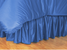 NFL Detroit Lions Bed Skirt - Locker Room Series