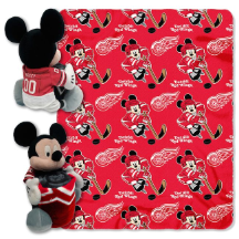 NHL Detroit Red Wings Disney Mickey Mouse Hugger