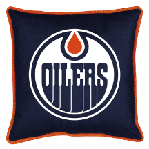 NHL Edmonton Oilers Pillow - Sidelines Series