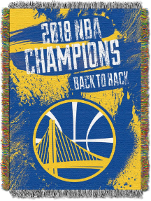 NBA Golden State Warriors 2017 NBA Finals Champions Commemorative Tapestry