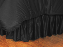 NFL Jacksonville Jaguars Bed Skirt - Locker Room Series