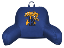 NCAA Kentucky Wildcats Bed Rest Pillow