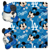 MLB Los Angeles Dodgers Disney Mickey Mouse Hugger