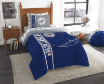 MLB Los Angeles Dodgers TWIN Size Bed In A Bag