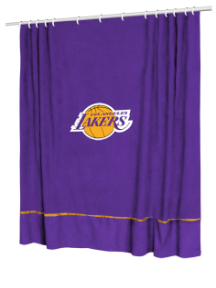NBA Los Angeles Lakers Shower Curtain