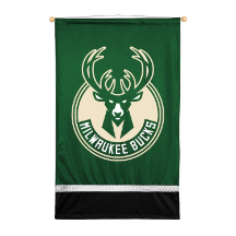 NBA Milwaukee Bucks Wall Hanging