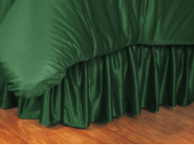 NFL New York Jets Bed Skirt - Locker Room Series