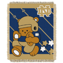 NCAA Notre Dame Fighting Irish Baby Blanket