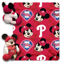 MLB Philadelphia Phillies Disney Mickey Mouse Hugger